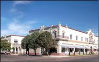 photo of the Hotel Paisano