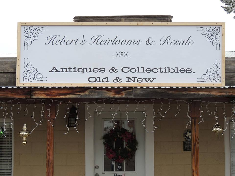 Hebert's Heirlooms & Resale