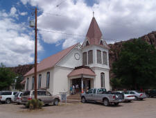 photo of the Presbyterian Church