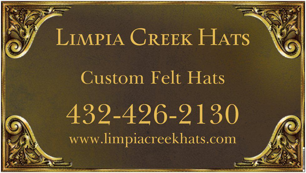 Limpia Creek Hats