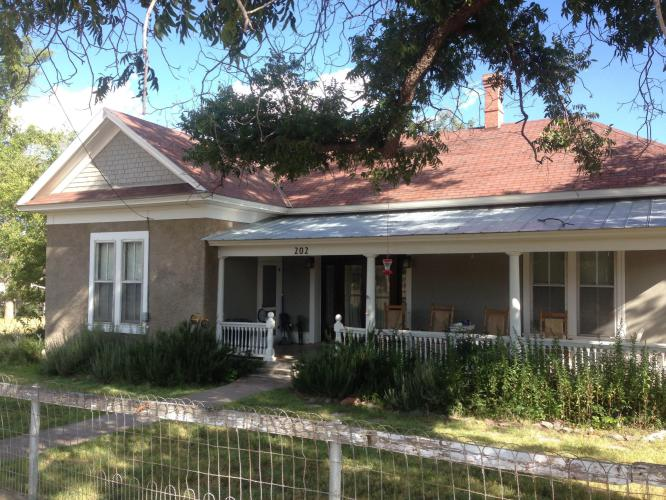 Guest Houses Vacation Rentals Fort Davis Chamber Of Commerce