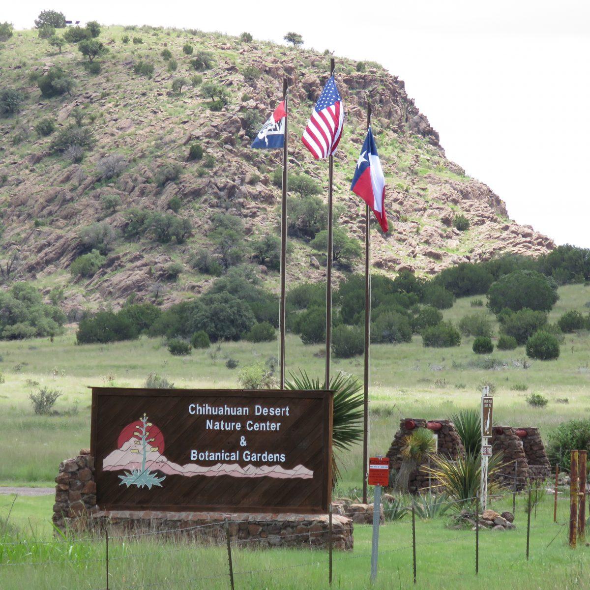 Chihuahuan Desert Nature Center & Botanical Gardens