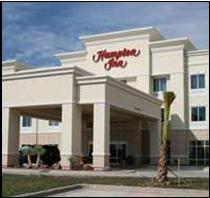 photo of the Hampton Inn