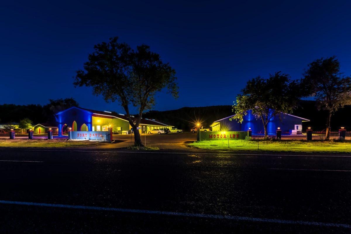 Fort Davis Inn & RV Park