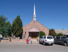 First Davis Baptist Church