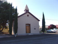 First United Methodist Church of Fort Davis