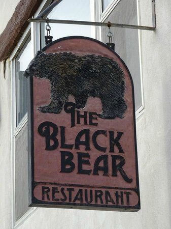 The Black Bear Restaurant at Indian Lodge