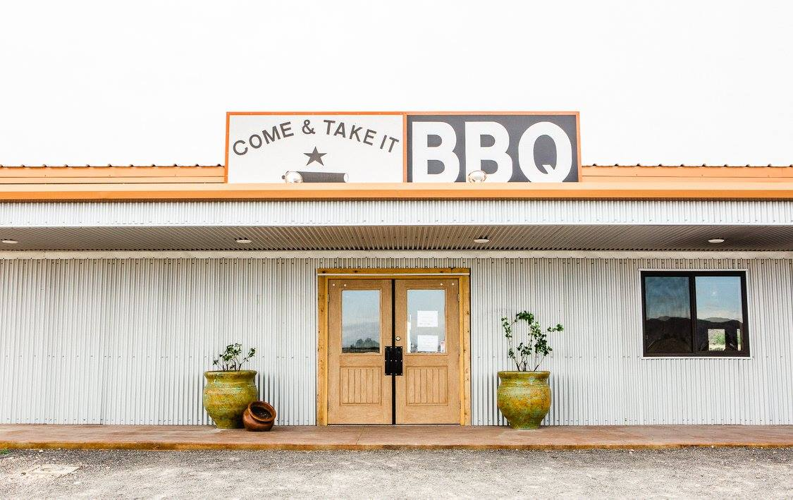 Come & Take It BBQ