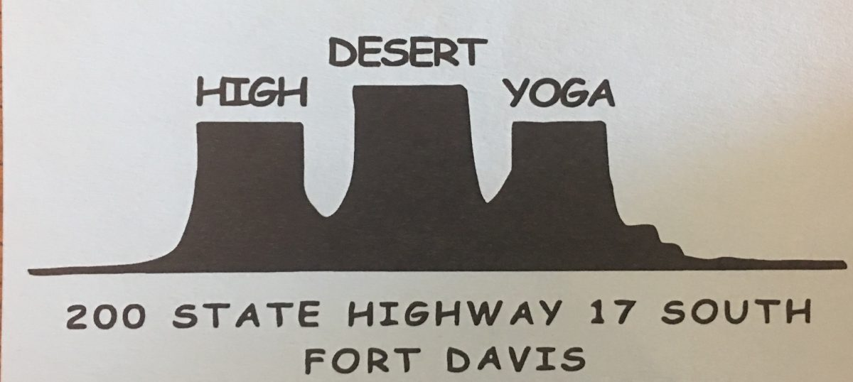 High Desert Yoga