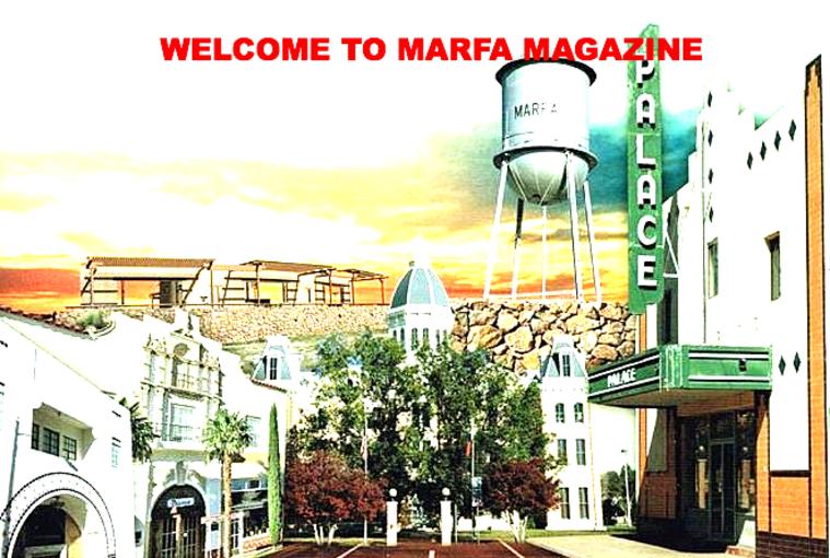 Marfa Magazine