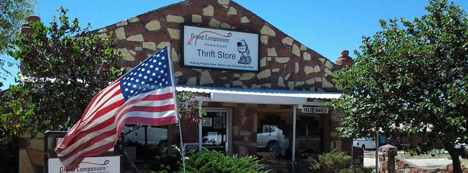 Grand Companions Thrift Store