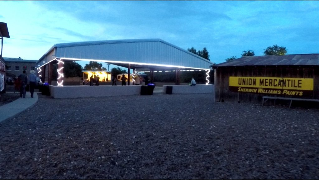Kelly Pavilion Exterior