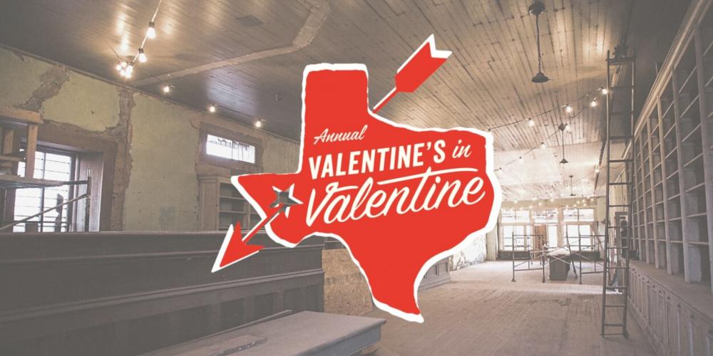 Valentine's in Valentine 2021